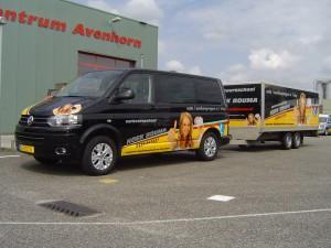 VW transporter BE