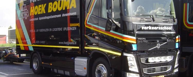 Rijles vrachtwagen VOLVO FH