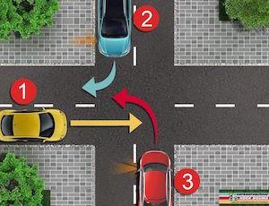 Verkeersschool Hoek Bouma - theorie vraag