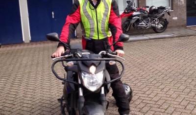 opfriscursus motorrijbewijs
