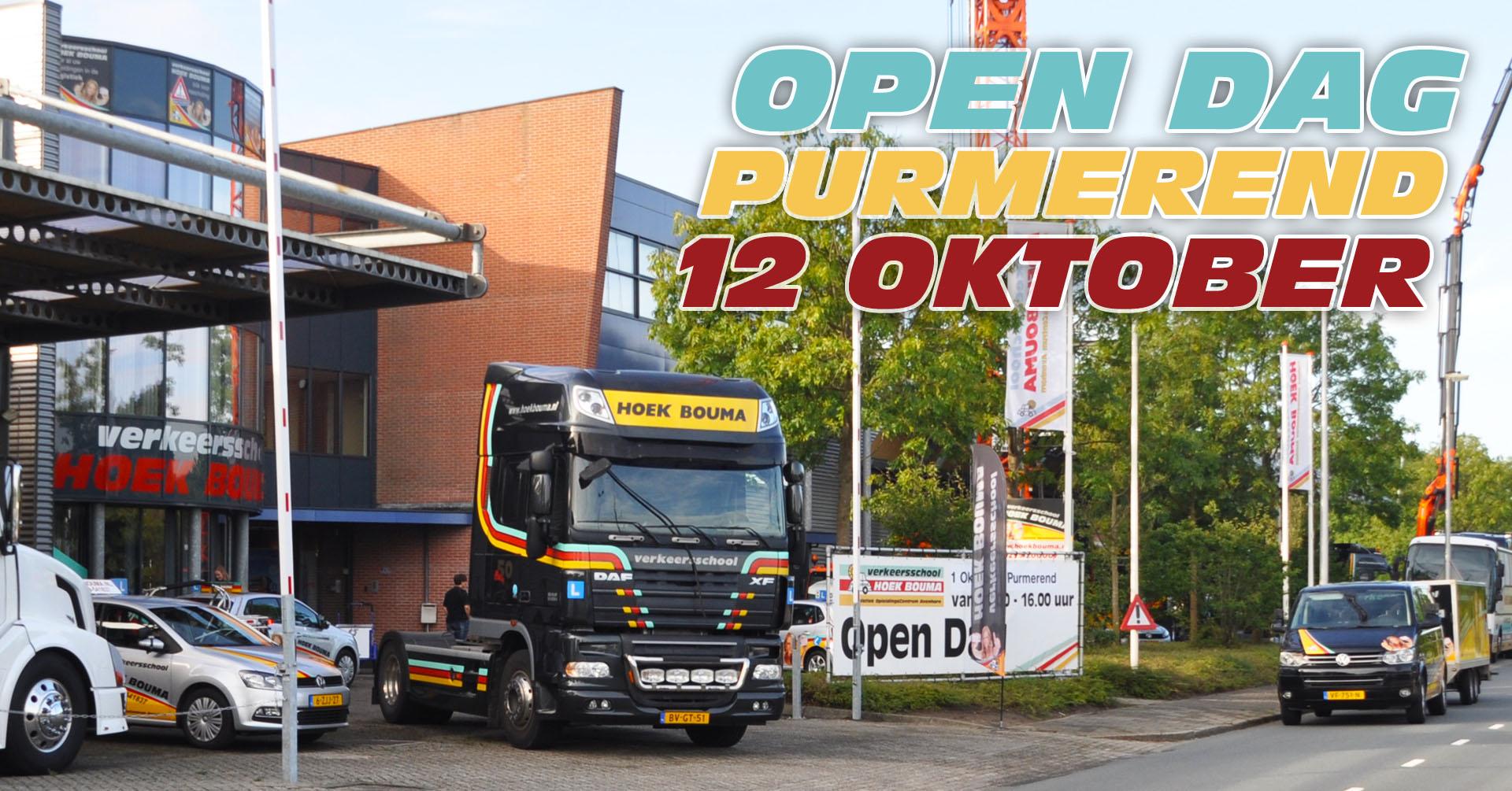 open dag purmerend 2019 12 oktober